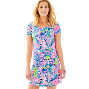 NWT Lilly Pulitzer 'Tammy' Dress UPF 50+